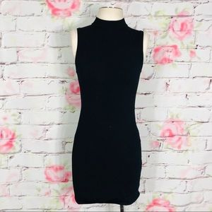 Forever 21 high neck body con dress